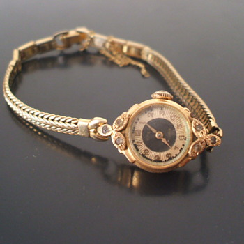 Ladies EFSO watch (60's?)