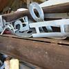 Metal Number Set 1-12 in Wooden Box