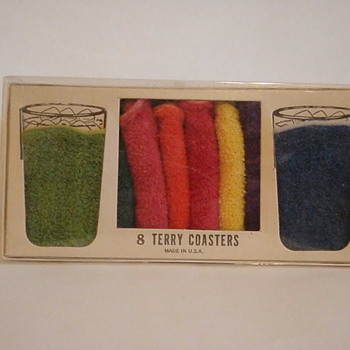 Terry Cloth Koozies made by Hosecrafters, Inc. - Kitchen