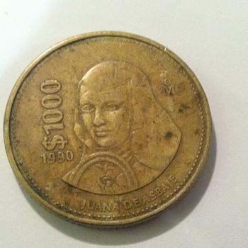 Mexican Coin - World Coins