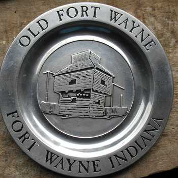 OLD FORT WAYNE INDIANA - Military and Wartime