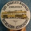 Rare 1912 pinback badge