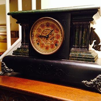 """""""Muffie's"""" Clock - Clocks"""