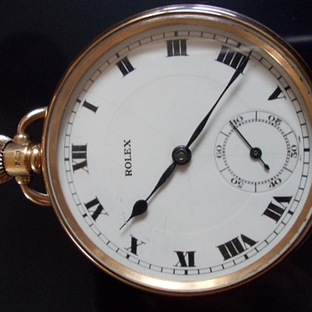 rolex special ?  - Pocket Watches