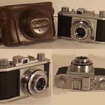 Shinano Pigeon 35 Film Camera 1952 - Cameras