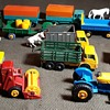 Multiple Multitude Much More Mulch Manure Matchbox Farm Models 1-75 Series Circa 1968