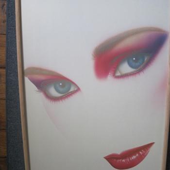 Face II Poster by Yosuke Onishi