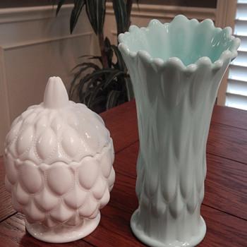 Fostoria Frisco pattern - Glassware