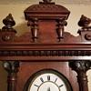 Weight driven clock