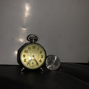 Newly discover, new favorite time piece.  - Clocks