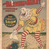 1924 Ringling Bros. & Barnum and Bailey Circus Magazine and Daily Review