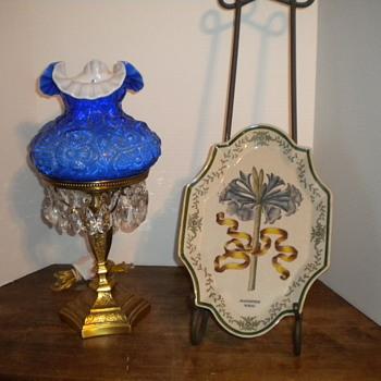 Fenton Lamp - Lamps