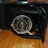 Voigtlander-Braunschweig folding camera w/Anastigmat Viogtar lens 1:7,7