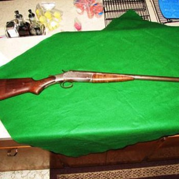antique mass arms shotgun