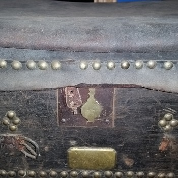 1850s Leather Trunk - How Do I Take Care of the Leather? - Furniture