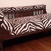 Edwardian chaise re-upholstered & re-sprung