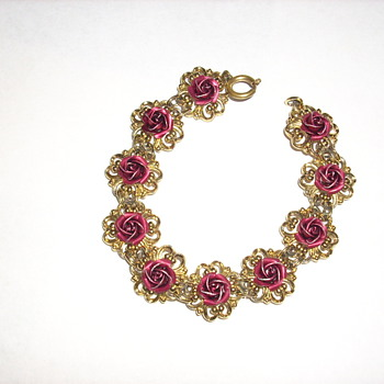 New find in bracelets - Costume Jewelry