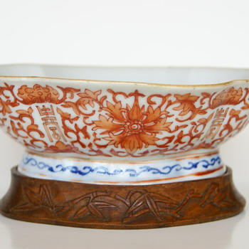 Anyone have any info on this pretty bowl?