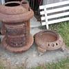 Round Oak stove for Spiritbear!