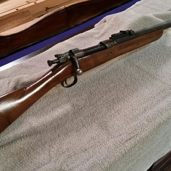 1903 Springfield  - Military and Wartime