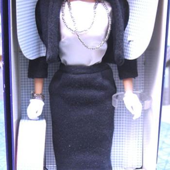 Vintage Repro Commuter Set Barbie - Dolls