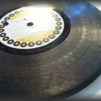 Old RecorD DISC Corp ( LP ) ---> Private Recording