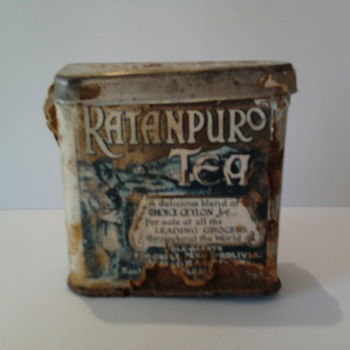 Ratanpuro Tea - Advertising