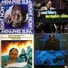 Blues Vinyl (1960's/70's).