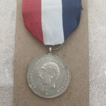 Anyone know about this - Medals Pins and Badges