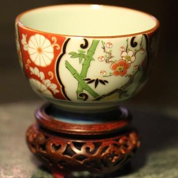 Japanese Chawan - Pottery