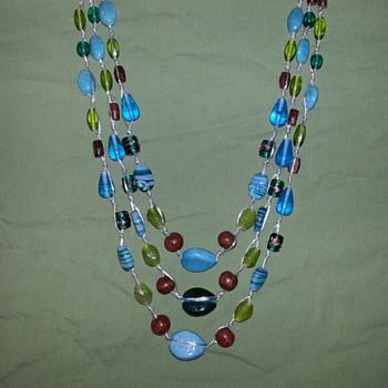 Beaded Necklaces - Costume Jewelry