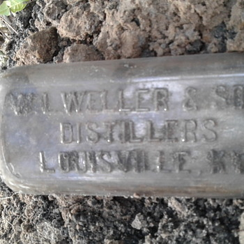 W.L. Weller & sons - Bottles