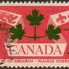 "1959 - Canada ""Battle of Quebec"" Postage Stamp"