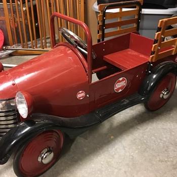 Shopsmith Pedal Car - Toys