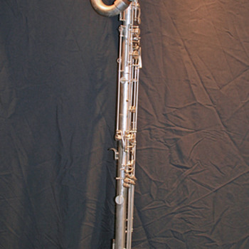 Contrabass Clarinet - Musical Instruments