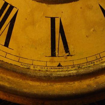 INRAHAM - Clocks
