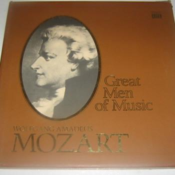 Mozart-Schubert-Beethoven - Records