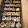 Radium dial pocket watch collection