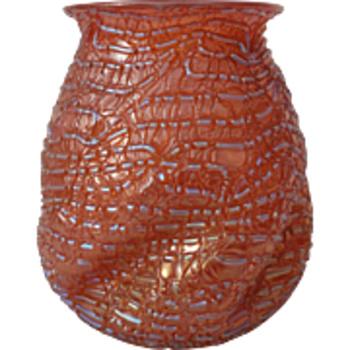 Loetz Formosa Variant (unknown decor). - Art Glass