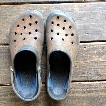 I confess - Shoes