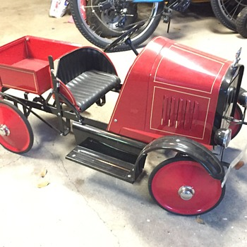 Antique and Vintage Pedal Cars | Collectors Weekly