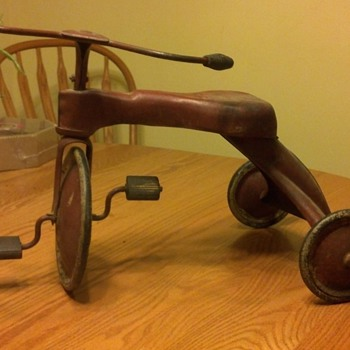My Unknown Tricycle - Sporting Goods