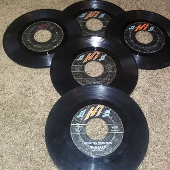 45 RPM SINGLE(S)....#61-#65 - Records