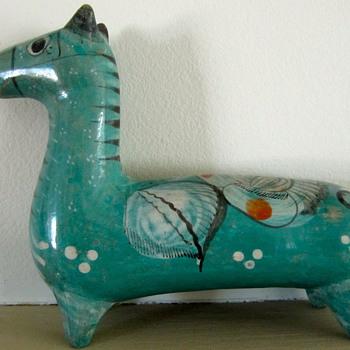 Mystery Beast - Pottery