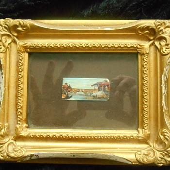 Scrimshaw Paintings - Fine Art