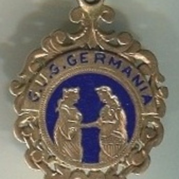 G.U.G. Germania - Medals Pins and Badges