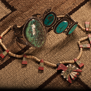 Old and New Indian Jewelry - Native American