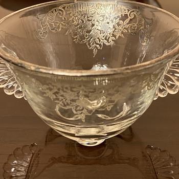 Unknown glassware  - Glassware