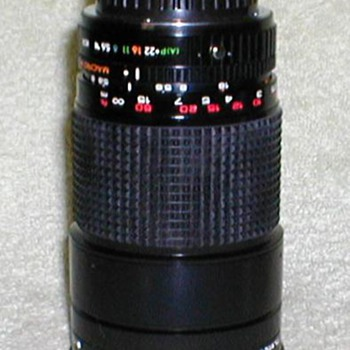 Samyang Auto Zoom 35mm Camera Lens - Cameras