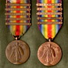 Victory Medals for All Divisions of the AEF, Part 1